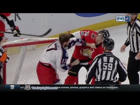 Mark Borowiecki vs. Brandon Dubinsky