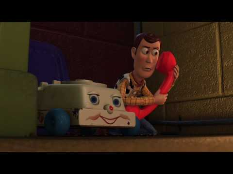 Toy Story 3 (Clip 'Nobody's Gonna Want Those Old Toys')