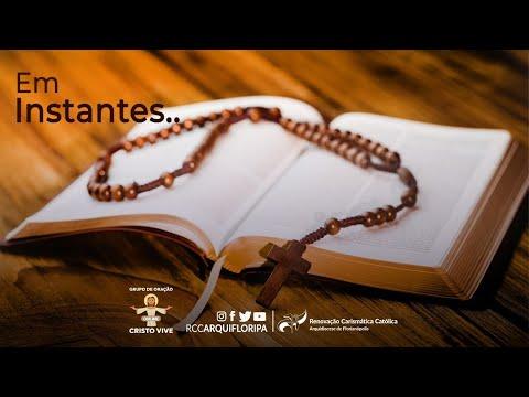 Grupo de Oração On-line Cristo Vive | 04/06/2020