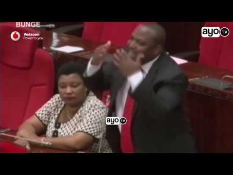Mbunge Livingstone Lusinde 'Nataka niwapongeze Upinzani'