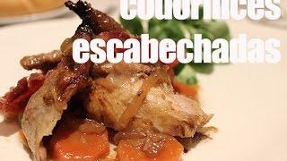 CODORNICES ESCABECHADAS