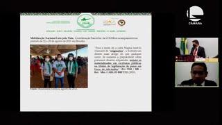 DIREITOS HUMANOS - Observatório RPU - Meio ambiente e mudanças climáticas - 27/10/2021 15:30