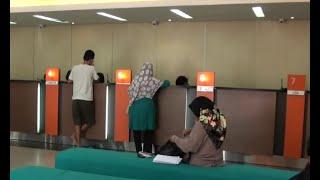 Aktivitas Perbankan Pascabencana Mulai Normal
