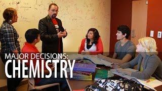 Major Decisions: Chemistry