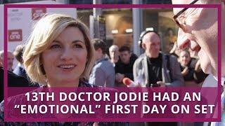 Première saison 11: les secrets de son audition dans Doctor Who
