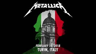 Metallica: Live In Turin, Italy   21018 (Full Concert)