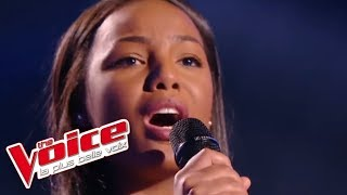 Jackson Five - Who's Lovin You | Julie Menet | The Voice France 2017 | Blind Audition