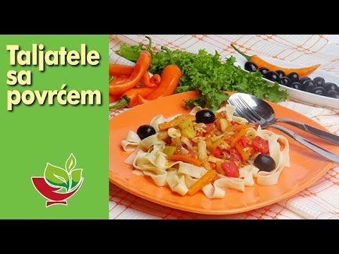 Dijabetes tipa 2 može smo konzervirane krastavce i rajčice