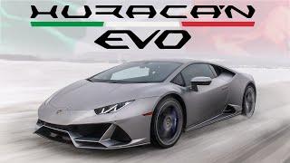 The $400,000 Lamborghini Huracan EVO has the Wildest Launch Control EVER