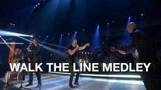 Walk The Line Medley   High Valley, Paul Brandt, Jess Moskaluke & Hunter Brothers   2018 CCMA Awards