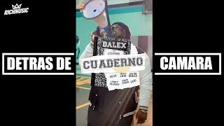 Dalex - Cuaderno Detras De Camara (IGTV)