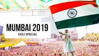 DJ SNAKE @Live In Mumbai - 2019 ( Holi Special )