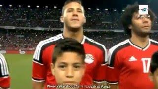 ملخص مباراة مصر ونيجيريا 1-0 | 29-03-2016 | تصفيات كأس أمم أفريقيا  – تعليق علي محمد علي