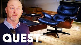 Drew Purchases An Iconic Eames Chair For A Trifle | Salvage Hunters: Best Buys