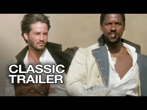 Much Ado About Nothing Official Trailer #1 - Brian Blessed Movie (1993) HD