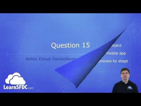Sales Cloud Consultant Certification: Rapid Exam Prep - YouTube