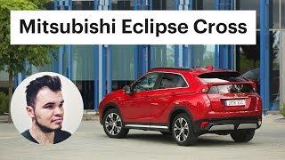 Фанаты Митсубиси в шоке. Mitsubishi Eclipse Cross. Обзор и тест-драйв