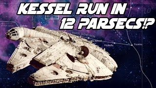 Why is the Millennium Falcon so FAST!? | Desk of Death Battle