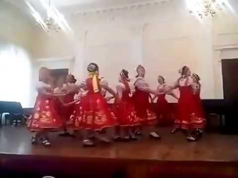 Образцовый фольклорный ансамбль