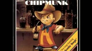 The Chipmunks - Mama's Don't Let Your Babies Grow Up to Be Cowboy (Chipmunks)
