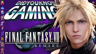 Final Fantasy 7 Remake - Did You Know Gaming? Feat. Remix