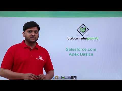 Salesforce - Apex basics - YouTube