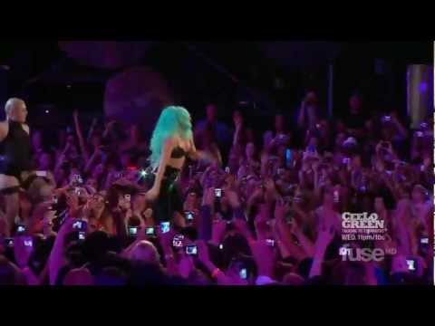 Lady Gaga - Born This Way - Live on MMVA 2011 -  The MuchMusic Video Awards - Canada - HD HIFI