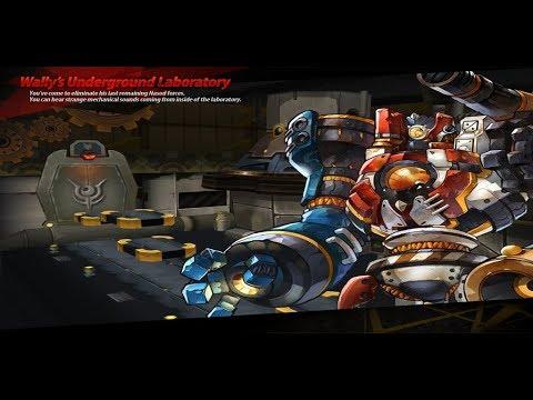 [ELSWORD EU]T.RS 2-X Dungeon Play (Elder Secret Dungeon)