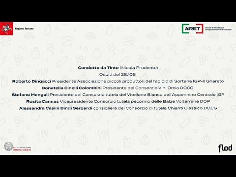 #RET: Storie di Resilienza Enogastonomica Toscana | Episodio 5