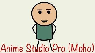 Anime Studio Pro 11 (Moho Pro) - Как сделать векторного костяного персонажа как в Цианид и Счастье