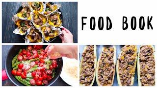 ПП ВЛОГ ЧТО Я ЕМ - простые и быстрые рецепты FOOD BOOK   Dasha Voice