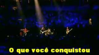 U2 walk on/Aleluia (live from Boston) legendado em português
