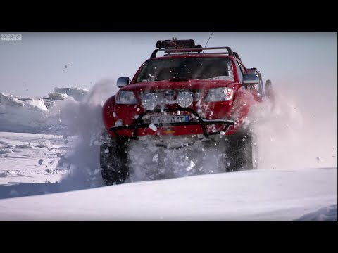 Trapped In The Ice Field – Polar Special (Part 4) | Top Gear