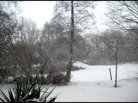 Sneeuw in Cuijk - 9 december 2010
