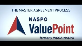 The Master Agreement Process