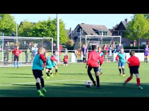 Temidayo Akintunde in Football Action - Summer 2018