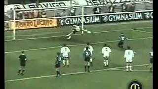 Coppa UEFA 1993-1994 Inter - Cagliari 3-0 (Semifinale Ritorno, 12-04-1994)