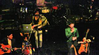 Zoé - Infinito (en vivo unplugged - Bogotá) HD