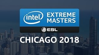 IEM Chicago - Day 1 - 2nd Stream - Group A & B