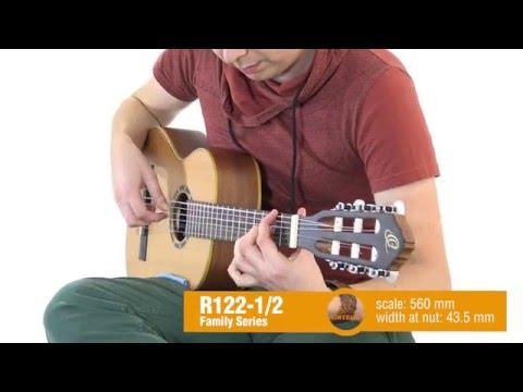 ORTEGA R122-1/2 Dětská klasická kytara