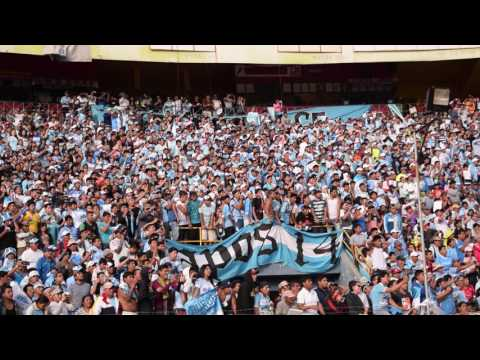 """""""CALIFACHOS 14 FESTEJANDO EL GOL DE AURORA 2017"""" Barra: Los Califachos 14 • Club: Aurora"""