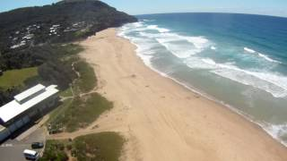 Hang gliding bald hill bombing out
