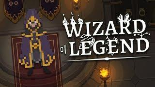 Финальный босс // Wizard of Legend #6