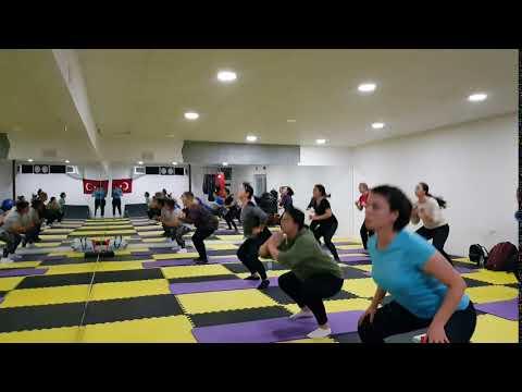 -----Kilo Verme --Ve ---Sıklaşma Grub Dersi Antalya ''Transform Gym & Cafe'' Spor Salonu Ve Fitness Merkezi