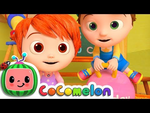 The Days of the Week Song   CoCoMelon Nursery Rhymes & Kids Songs