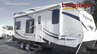 2014 Dutchmen Razorback RV for sale in Tampa Florida