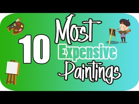 Most Expensive 10 Paintings in The World