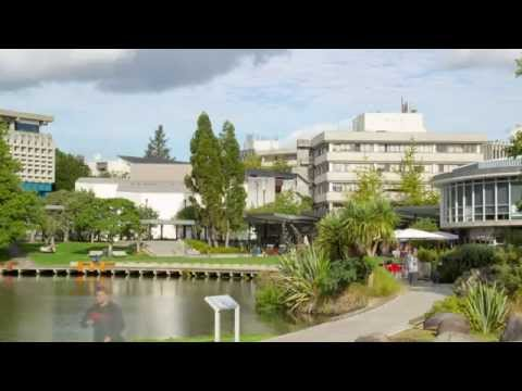The University of Waikato - Video tour | StudyCo