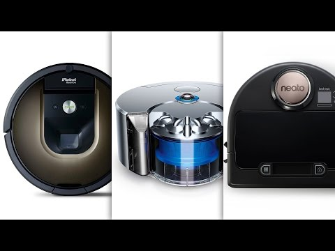 Roomba vs Neato vs Dyson: The Ultimate Robot Vacuum Comparison