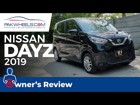 Nissan Dayz 2019 | Owner's Review | PakWheels